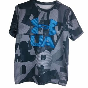 Under Armour Youth Heat Gear Top LG